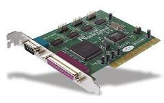 Carte pci - 1 port parallele, 4 serie - Devis sur Techni-Contact.com - 1