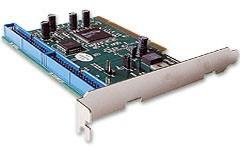 Carte PCI Contrôleur de disque dur IDE - Devis sur Techni-Contact.com - 1