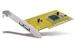 Carte PCI port USB supplémentaire - Devis sur Techni-Contact.com - 1