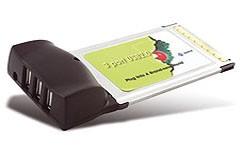 Carte PCMCIA pour ordinateur portable - Devis sur Techni-Contact.com - 1