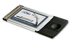 Carte PCMCIA sans fil 802.11G - Devis sur Techni-Contact.com - 1