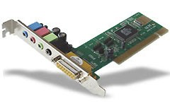 Carte son pci 32bits - Devis sur Techni-Contact.com - 1
