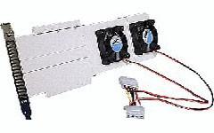 Carte ventilateur double - Devis sur Techni-Contact.com - 1
