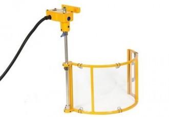 Carter de protection pour perceuse radiale - Devis sur Techni-Contact.com - 1