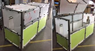 Carter protection machine - Devis sur Techni-Contact.com - 1