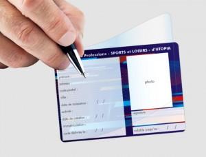 Cartes à rabats maxi format - Devis sur Techni-Contact.com - 1