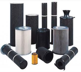 Cartouche filtrante à air en polyester - Devis sur Techni-Contact.com - 1