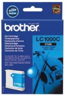 Cartouche jet d'encre cyan pour fax brother - Devis sur Techni-Contact.com - 1