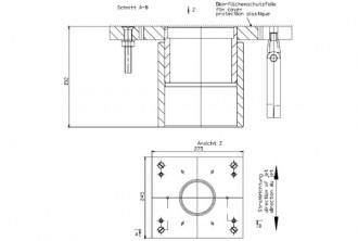 Cascade douche piscine cloche - Devis sur Techni-Contact.com - 2