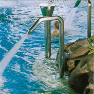 Cascade piscine canon à eau circulaire - Devis sur Techni-Contact.com - 2