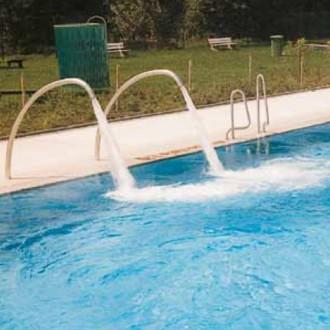 Cascade piscine canon à eau circulaire - Devis sur Techni-Contact.com - 3