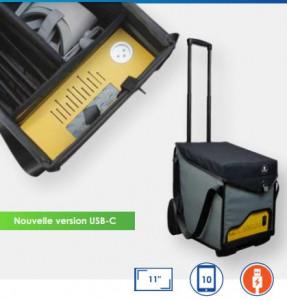 Casier de rechargement mobile et autonome - Devis sur Techni-Contact.com - 2