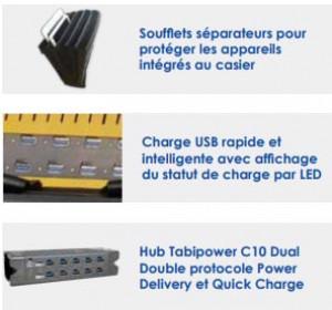 Casier de rechargement mobile et autonome - Devis sur Techni-Contact.com - 3