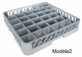 Casier lave-vaisselle à compartiments - Devis sur Techni-Contact.com - 2