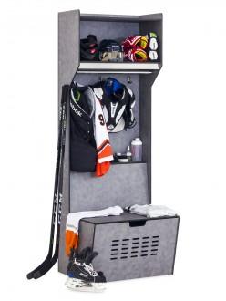 Casier vestiaire hockey en HPL - Devis sur Techni-Contact.com - 1