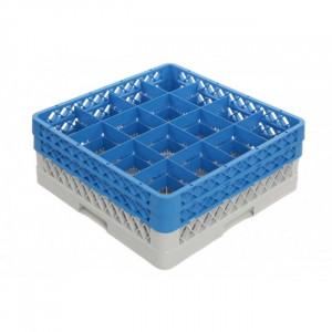 Casiers de lavage verres 16 compartiments - Devis sur Techni-Contact.com - 2