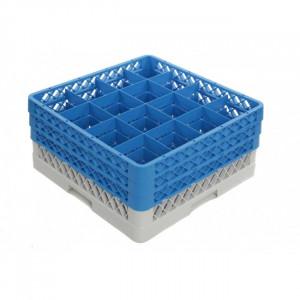 Casiers de lavage verres 16 compartiments - Devis sur Techni-Contact.com - 3