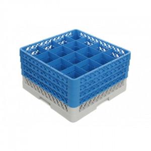 Casiers de lavage verres 16 compartiments - Devis sur Techni-Contact.com - 4