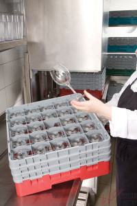 Casiers de lavage verres 16 compartiments - Devis sur Techni-Contact.com - 5