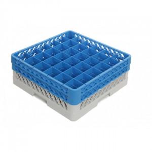 Casiers de lavage verres 36 compartiments - Devis sur Techni-Contact.com - 2