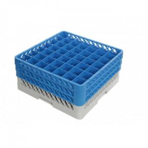 Casiers de lavage verres 49 compartiments - Devis sur Techni-Contact.com - 2