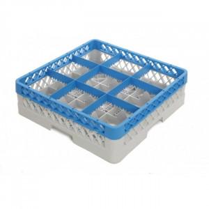 Casiers de lavage verres 9 compartiments - Devis sur Techni-Contact.com - 1