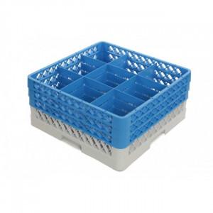 Casiers de lavage verres 9 compartiments - Devis sur Techni-Contact.com - 3