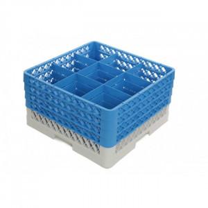 Casiers de lavage verres 9 compartiments - Devis sur Techni-Contact.com - 4