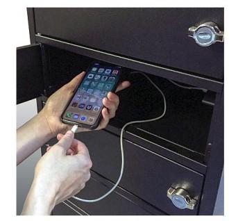 Casier Tablette, PC, Smartphone - Devis sur Techni-Contact.com - 3