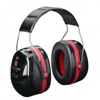 Casque Anti bruit 3M Peltor Optime III - Devis sur Techni-Contact.com - 1