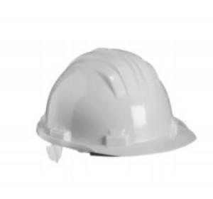 Casque de chantier avec visière courte - Devis sur Techni-Contact.com - 1