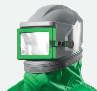 Casque de sablage à cape - Devis sur Techni-Contact.com - 1