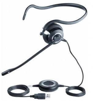 Casque filaire 1 écouteur Jabra BIZ 2400 Mono USB - Devis sur Techni-Contact.com - 1