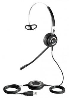 Casque filaire 1 écouteur Jabra BIZ 2400 Mono USB - Devis sur Techni-Contact.com - 2