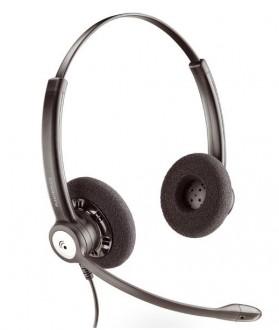 Casque filaire 2 écouteurs Plantronics Entera Duo - Devis sur Techni-Contact.com - 1