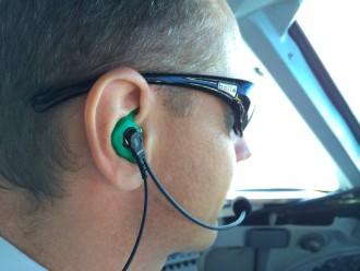 Casque intra auriculaire spécial pilote - Devis sur Techni-Contact.com - 2