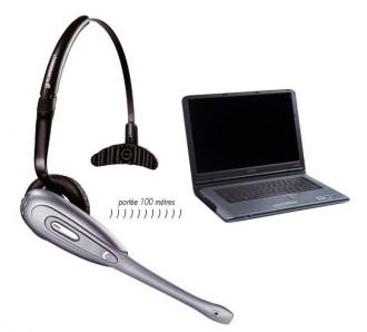 Casque PC sans fil - Devis sur Techni-Contact.com - 2
