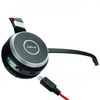 Casque sans fil Jabra Evolve 65 UC Duo - Devis sur Techni-Contact.com - 4