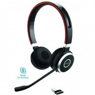 Casque sans fil Jabra Evolve 65 UC MS Duo - Devis sur Techni-Contact.com - 1