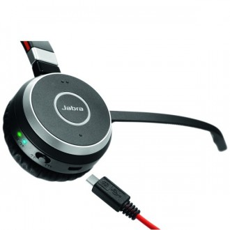 Casque sans fil Jabra Evolve 65 UC MS Duo - Devis sur Techni-Contact.com - 4