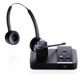 Casque sans fil Jabra PRO 9450 Flex Duo - Devis sur Techni-Contact.com - 2