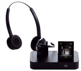 Casque sans fil Jabra PRO 9465 Duo - Devis sur Techni-Contact.com - 1