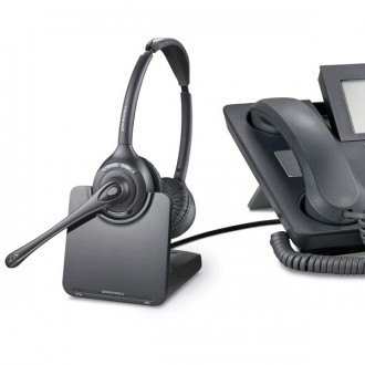 Casque sans fil Plantronics CS520 Duo - Devis sur Techni-Contact.com - 4