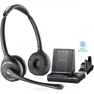Casque sans fil Plantronics Savi 720 UC MS Duo - Devis sur Techni-Contact.com - 1