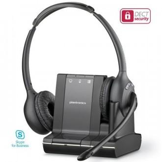 Casque sans fil Plantronics Savi 720 UC MS Duo - Devis sur Techni-Contact.com - 2