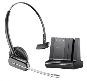 Casque sans fil Plantronics Savi 740 Lync - Devis sur Techni-Contact.com - 1