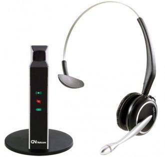 Casque sans fil pour téléphone sans fil - Devis sur Techni-Contact.com - 1