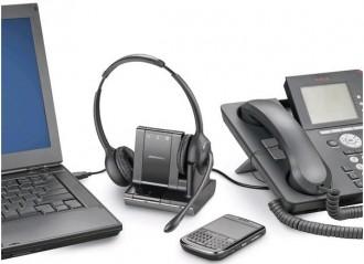 Casque sans fil robuste Plantronics Savi 720 - Devis sur Techni-Contact.com - 2