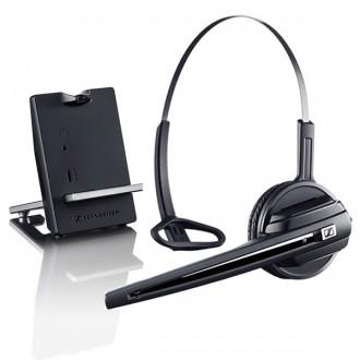 Casque sans fil Sennheiser D10 Phone Mono - Devis sur Techni-Contact.com - 1