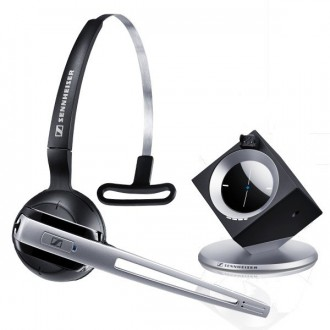Casque sans fil Sennheiser DW 10 Phone Mono - Devis sur Techni-Contact.com - 1